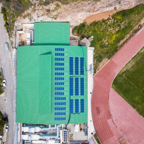 Πρότυπο Βιοκλιματικό Κολυμβητήριο – Περιβαλλοντική Και Ενεργειακή Αναβάθμιση Δημοτικού Σταδίου Δήμου Βύρωνα