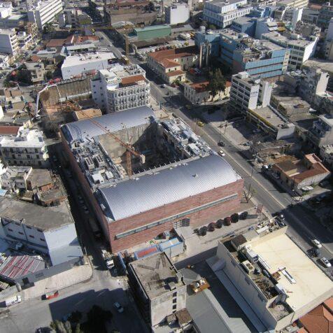 Επισκευή και Επέκταση Μουσείου Μπενάκη